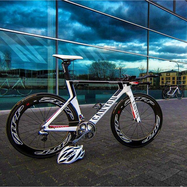 Boris Stein's custom Speedmax CF