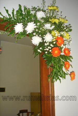 25 ide terbaik tentang rangkaian bunga di pinterest for Dekorasi kamar pengantin di hotel