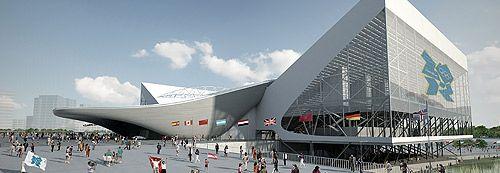 London 2012 Summer Olympics Aquatics Centre