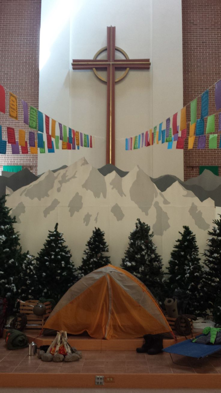 Our Everest VBS set