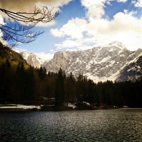 Fusine lake! Valbruna<3