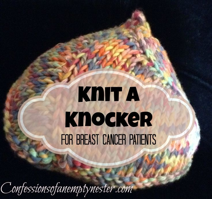 These Knockers Are A Blessing For Breast Cancer Patients