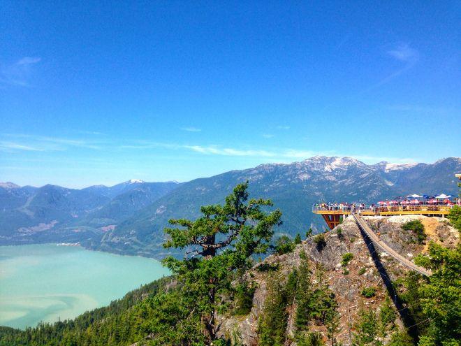 Sea to Sky Gondola - Squamish, BC