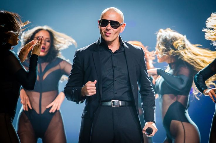 Pitbull Talks Partying in Space, Making History on Earth - ROLLINGSTONE #Pitbull, #Music