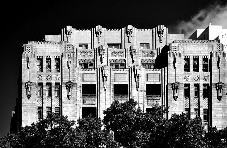 Art Deco - Old Mutual Building | CapeTown 1939