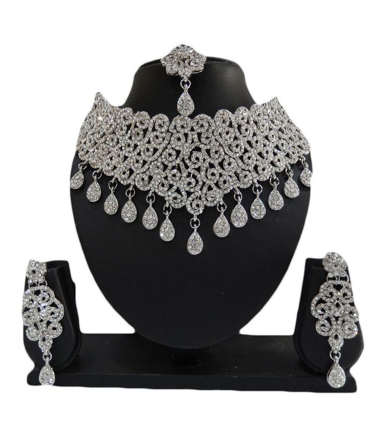 Shree Bhawani Art Jewellery Necklace Set, http://www.snapdeal.com/product/shree-bhawani-art-jewellery-necklace/1677157704