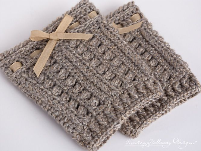 Mejores 232 imágenes de Crochet Accessories en Pinterest | Botas ...