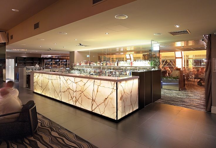 French fantasy backlit onyx bar front out 39 n 39 about for Bar front ideas