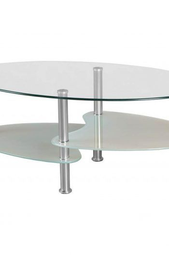 Cara Glass Coffee Table Clear 220x330 Great Glass Coffee Tables For The Living Room