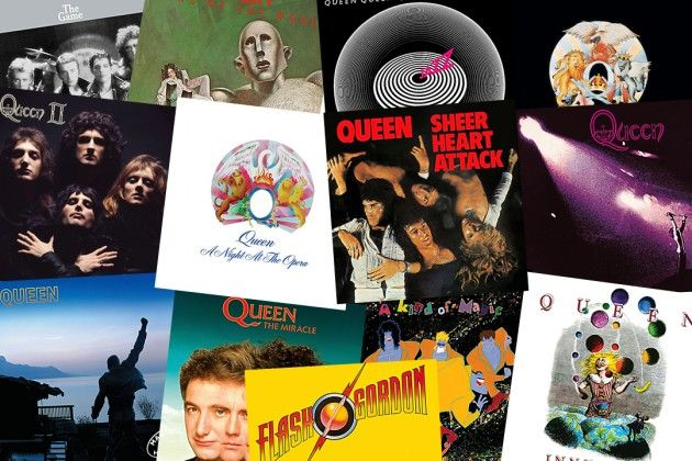 Queen Albums, Ranked From Worst To Best (as if there even *IS* a 'worst' Queen album!)