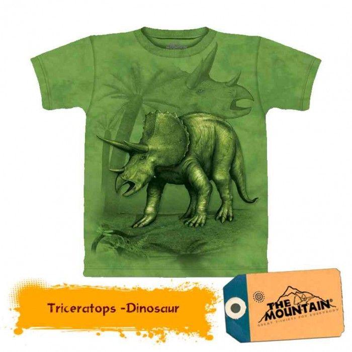 Tricouri The Mountain – Tricou Triceratops