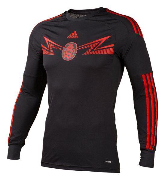 Jersey Adidas Selección Mexicana Portero #MundoMundial #Futbol #Adidas #Mexico…