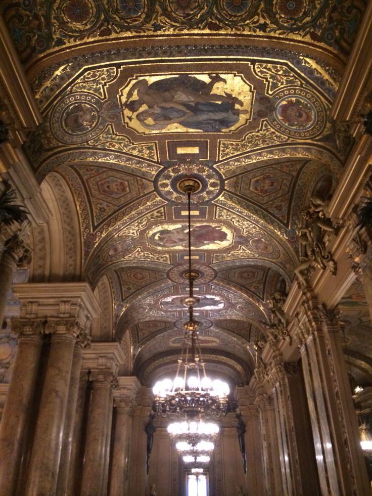 Palais Garnier  , Opera , PARIS
