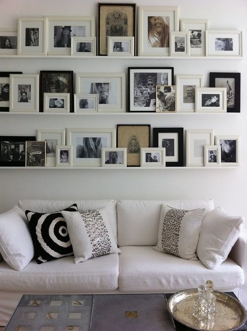 Love the use of multiple frames