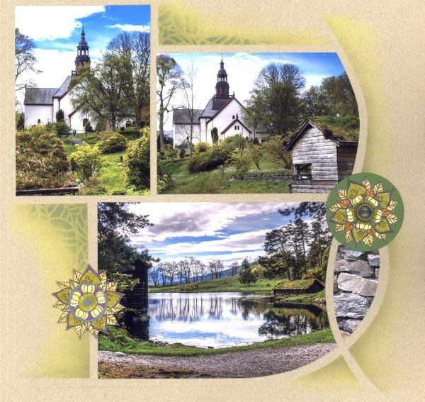 Village norvégien de l'An Mil