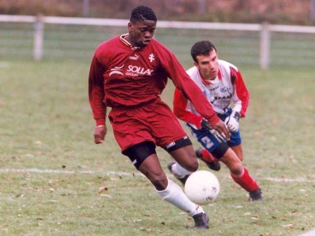 ~ Louis Saha on FC Metz ~