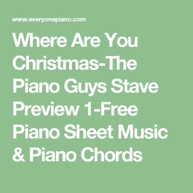The 25+ best Piano guys christmas ideas on Pinterest | Piano guys ...