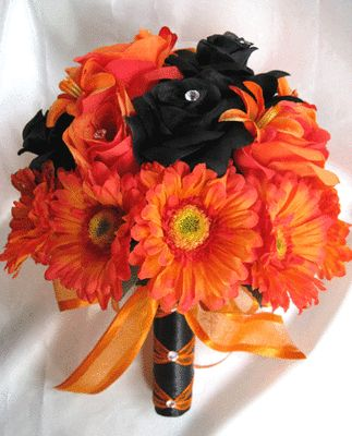 Wedding flowers :) Harley-Davidson of Long Branch www.hdlongbranch.com