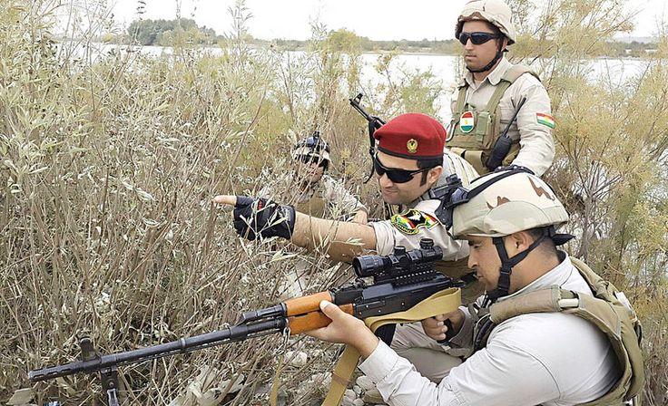 Peshmerga | Kurdish Army
