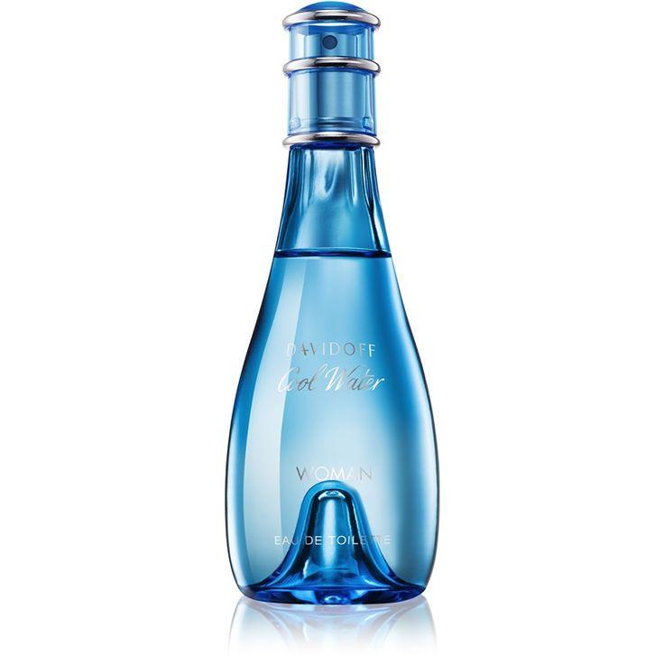 Davidoff Cool Water Woman eau de toilette nőknek 200 ml