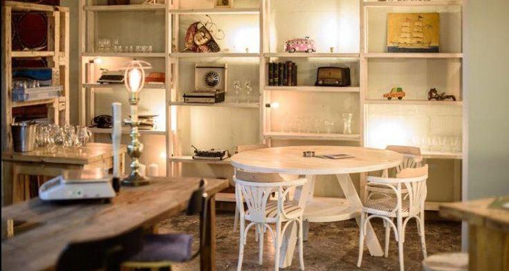 Ρίζα Ρίζα: Το μαγαζί-στέκι στο Κουκάκι -Ενδιαφέρον, νεανικό, οικονομικό