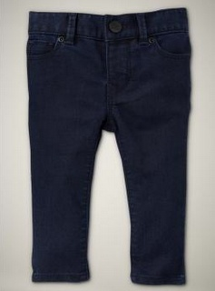 Baby Gap Indigo Skinny Jeans (S)