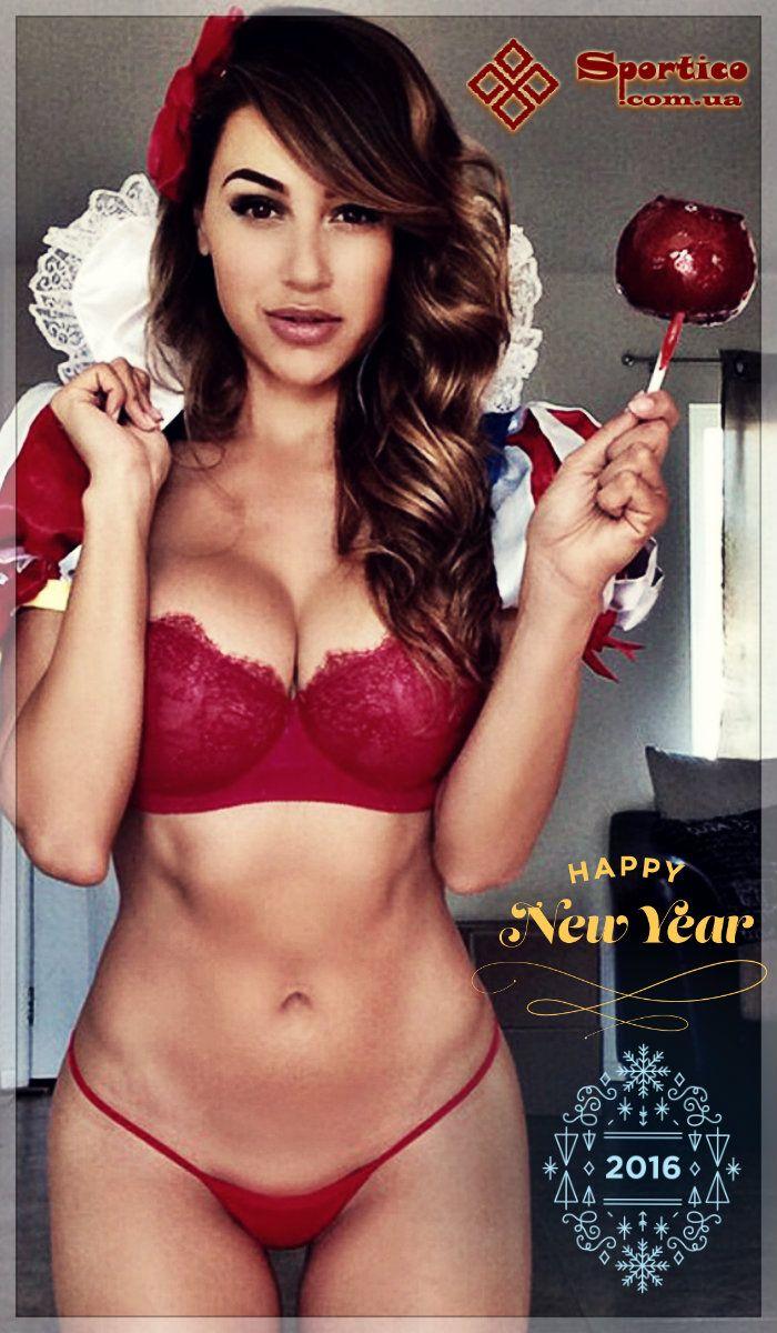 New years sexy girls