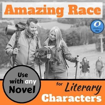 Students predict how literary characters will perform if they were contestants on the TV show, The Amazing Race. Characters are paired into teams, and students evaluate the team's overall performance and in six categories. Will their team be successful or