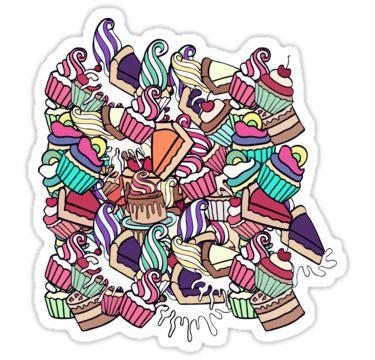 Sweet assorty doodle. by kakapostudio