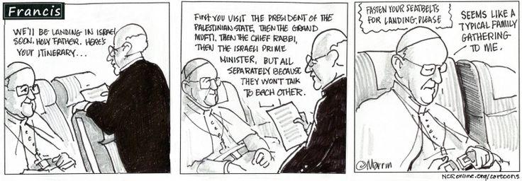 Francis the comic strip | National Catholic Reporter