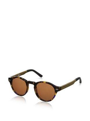 69% OFF Ivory + Mason Men's Robertson Sunglasses, Tokyo Tortoise/Olive
