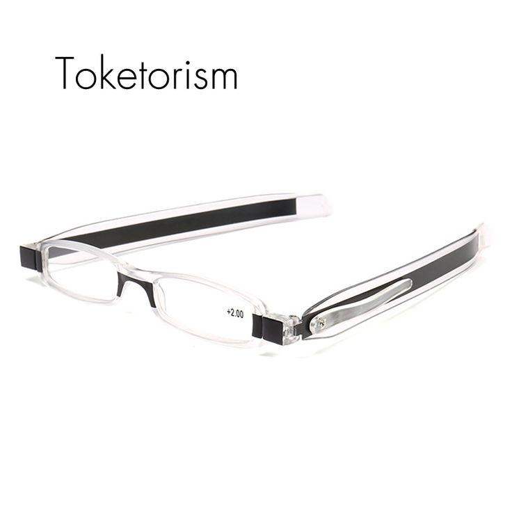 >> Click to Buy << Toketorism The New cheap reading glasses Portable men women glasses diopter lesebrille +1.0 +1.5 +2.0 +2.5 +3.0 +3.5+4.0 #Affiliate
