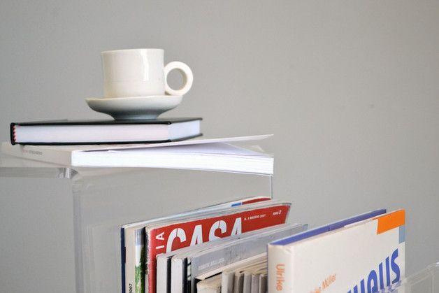 Tavolini da soggiorno - Stay with me - un prodotto unico di 45_Gradi_LAB su DaWanda