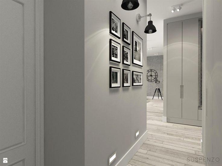 Hol / Przedpokój styl Industrialny - zdjęcie od suspenzo architectural group…
