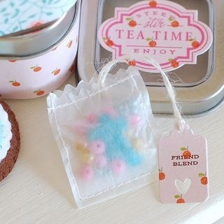 Cute Tea Party or American Girl Party ideas