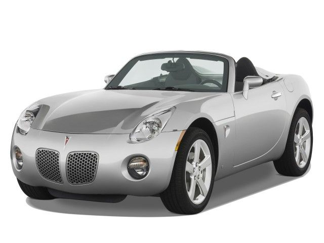 New and Used Pontiac Solstice: Prices, Photos, Reviews, Specs - The Car Connection