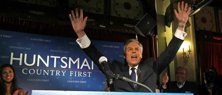 Former Utah Governor and brief 2012 Republican primary presidential candidate Jon Huntsman accepted an offer Wednesday from President Donald Trump to serve as United States Ambassador to the Russian F