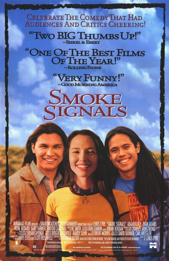 smoke signals essay thomas View notes - smoke signals 1998 movie review from anth 2306 at  what  does thomas want victor to do in exchange for helping him get to.