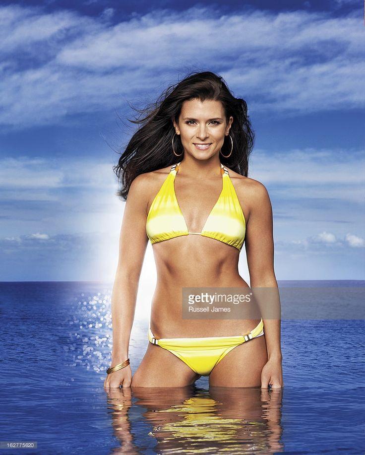 Danica patrick shape bikini pictures