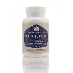 Ayurvedic Brain Support (90 tab|3 month supply)