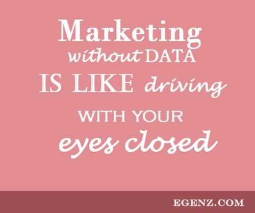 Marketing Quotes : Marketing without data is like driving with your eyes closed. By Dan Zarrella  We also provide services such as Malaysia Website Design, Web Development Kuala Lumpur, Groupon Website, Auction Website, Ecommerce, SMS Blast Malaysia, ...