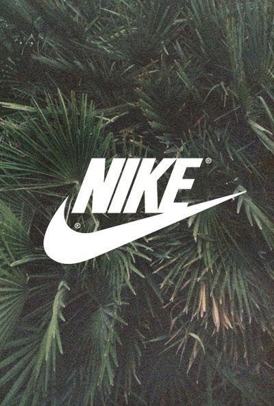 vert, nature, Nike, fond d'écran