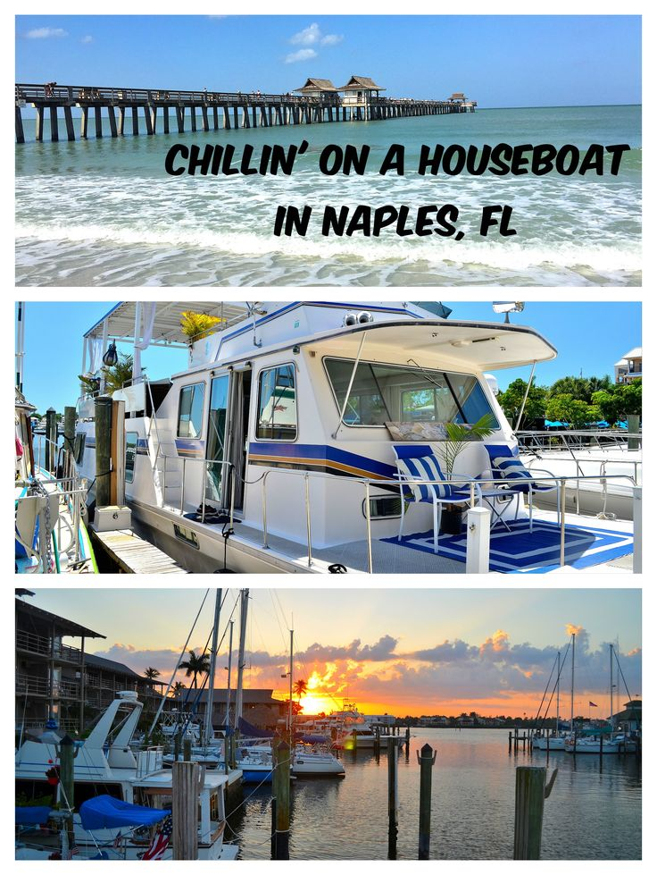 "The perfect marriage of a water-bound ""hotel"" to a gorgeous tropical setting can be found right here in the United States.  http://luggageandlipstick.com/chillin-on-a-houseboat-in-naples/"
