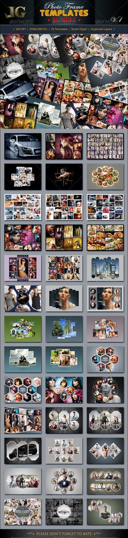 72 best Photo Album Templates images on Pinterest   Psd templates ...