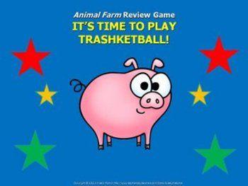 The 25 best ms power point presentation ideas on pinterest animal farm by george orwell trashketball review game toneelgroepblik Gallery
