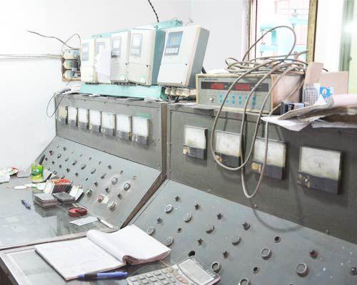domestic submersible pumps testing machine