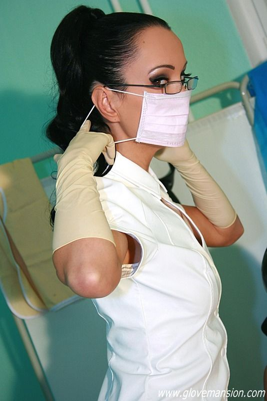hot nurse strapon - Kinky_fetish_dentist