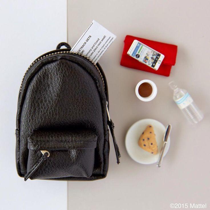 Coffee shop essentials. ☕️ #barbie #barbiestyle
