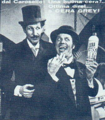 Franco Franchi e Ciccio Ingrassia - Cera Grey