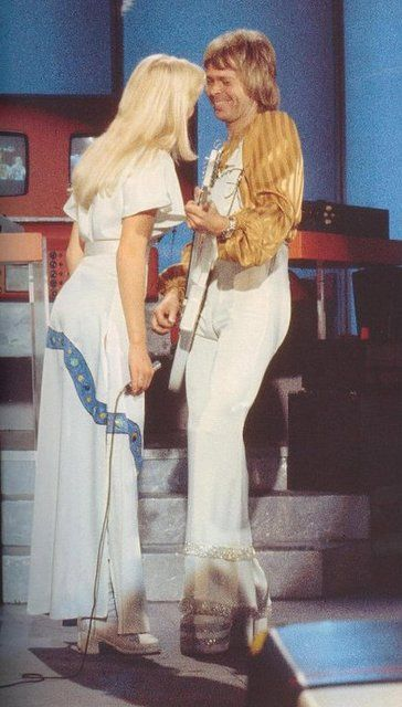 Your favourite Agnetha and Björn pic - Seite 35 | www.abba4ever.com